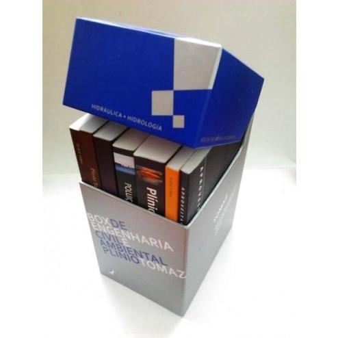 Box de Engenharia Plínio Tomaz - Hidrologia e Hidráulica em Obra